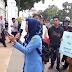 """Demo Guru Lulusan Test CPNS tahun 2013 """"Keluarkan NIP kami Pak Rudi"""""""