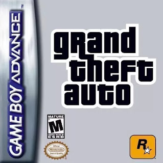 Grand Theft Auto Advance ( BR ) [ GBA ]