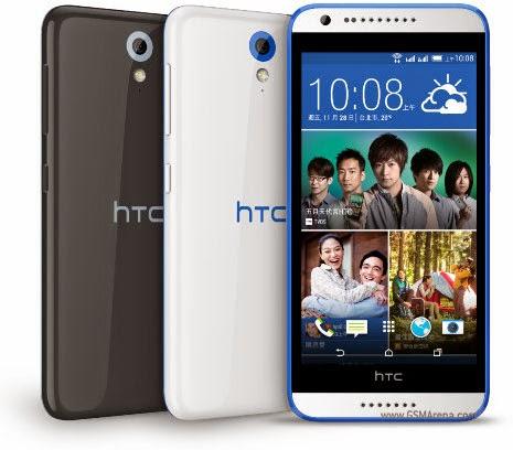 Spesifikasi Smartphone HTC Desire 620 4G