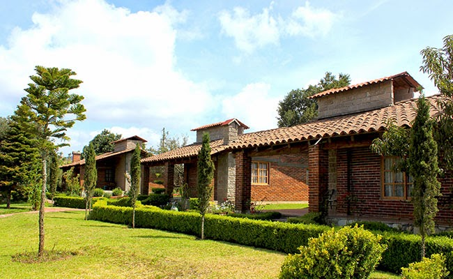 Serie de casas en Cabañas Sierra Verde