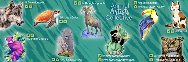 Animal Artists Collective members