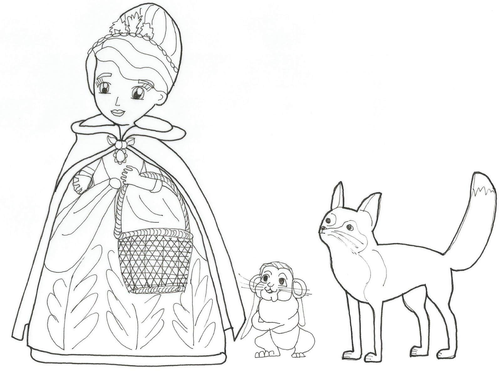 Sofia The First Coloring Pages April 2016 Coloring Pages Of Sofia The