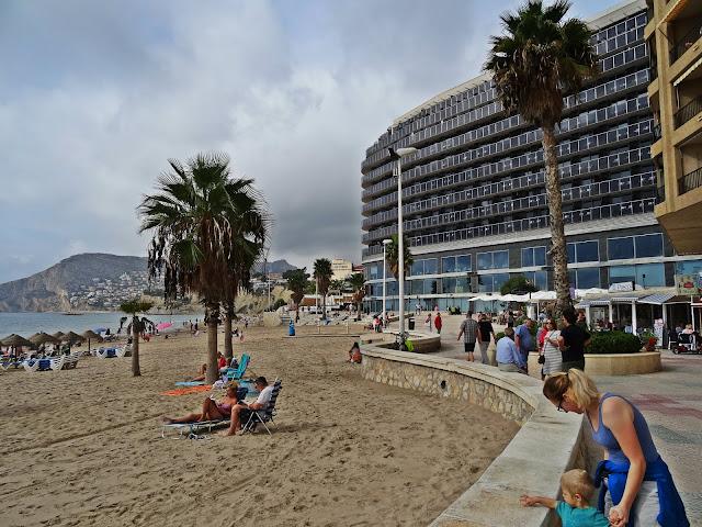domy i apartamenty wakacyjne Calpe Calp, Hiszpani