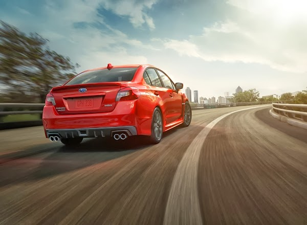 Subaru Launches All-New WRX in Los Angeles | Philippine Car