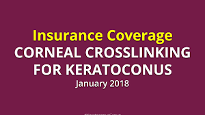 Insurance Coverage for Corneal Collagen Crosslinking (2018)