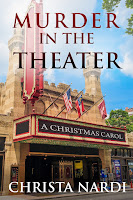 Murder in the Theater by Christa Nardi – Excerpt + Giveaway