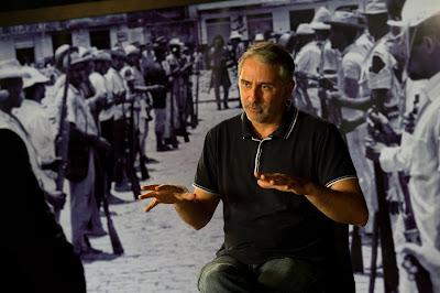 O cineasta Marcelo Gomes participa do terceiro episódio da série produzida pela Popcon