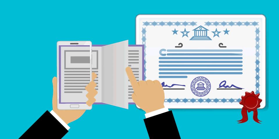 Certificado de participação no POSCOMP 2019