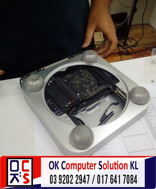 [SOLVED] MAC MINI A1347 ROSAK AUTO RESTART | REPAIR MAC CHERAS 2