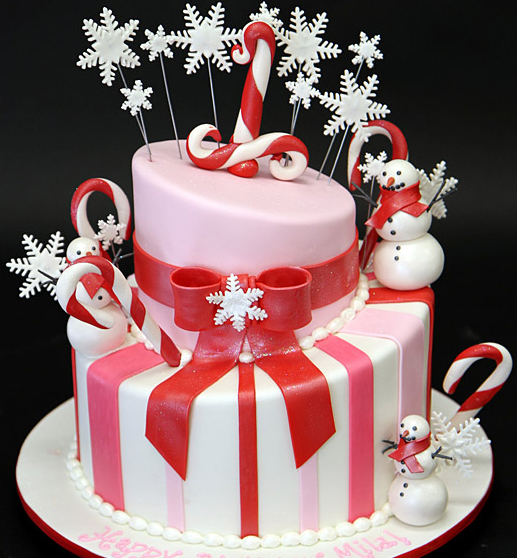 Teenage Cake Design