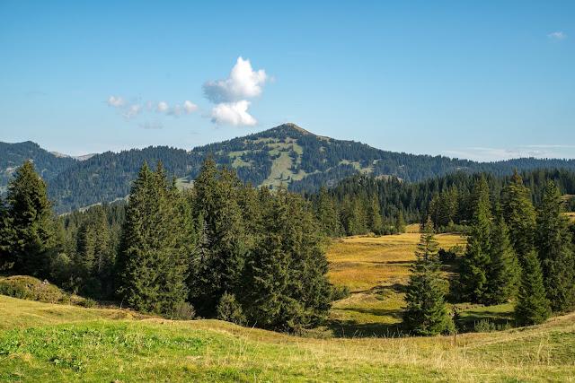 Wandertrilogie Allgäu  Etappe 43  Balderschwang - Grasgehren  Himmelsstürmer Route 12