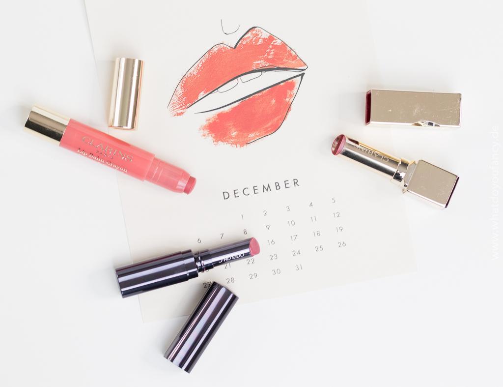 Jahresfavoriten 2015 Lippen