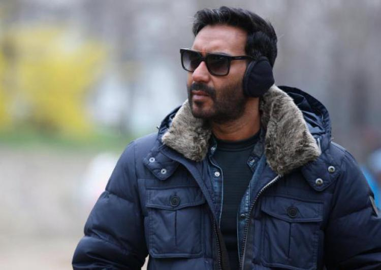 Ajay Devgn's Shivaay is getting Huge amount of Likes on Youtube!