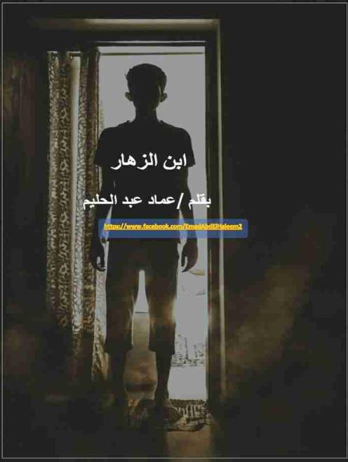رواية إبن الزهار - عماد عبدالحليم