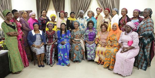 Toyin Saraki Dignity and Gender Party Nigeria