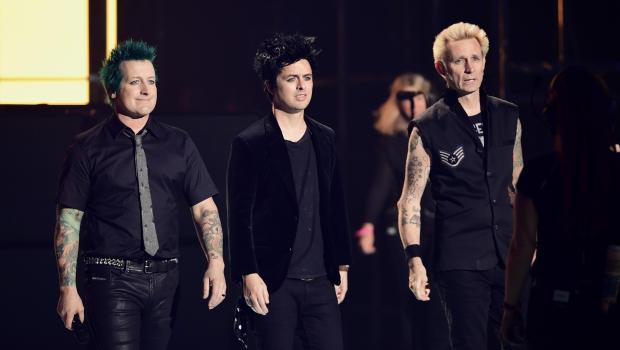 """Green Day dedica """"American Idiot"""" a Donald Trump"""