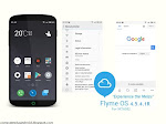 [Updated]Flyme OS 4.5.4.1R Custom Rom for MT6582