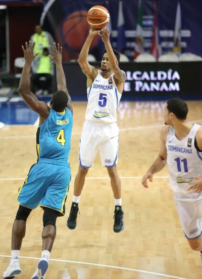 Dominicana convocó a 24 jugadores con miras al FIBA AmeriCup 2017