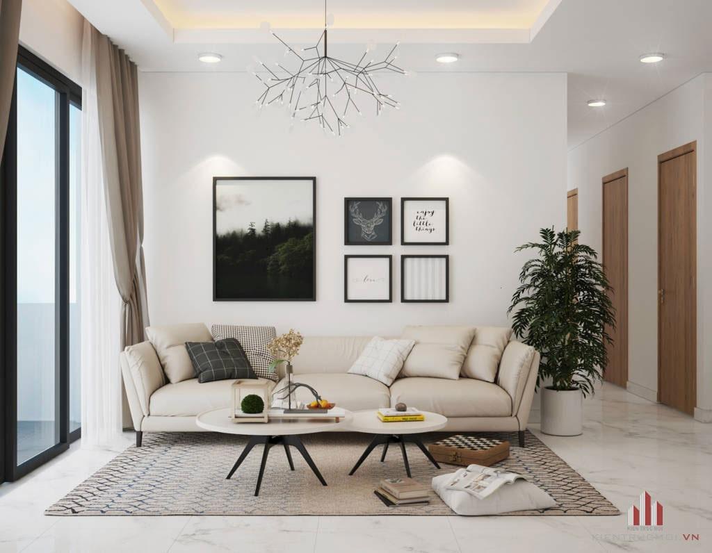 Chọn được căn hộ đẹp là mong muốn của nhiều người.
