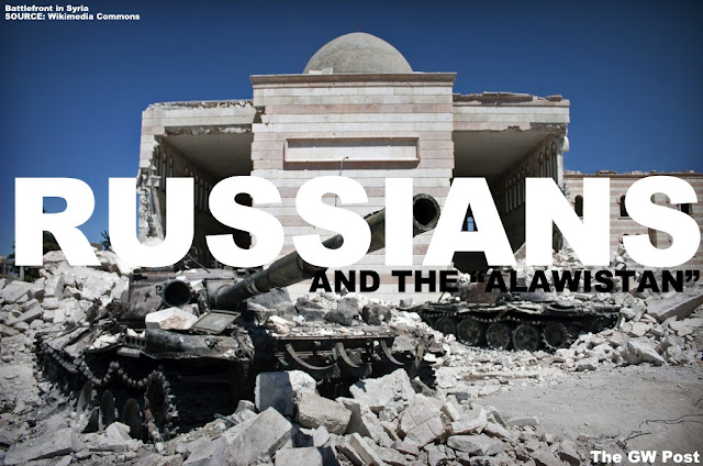 "INDEPENDENT MEDIA | Russians and the ""Alawistan"" by Ioannis-Sotirios Ioannou"