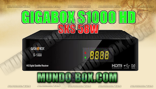 GIGABOX S1000 HD v2.20 14/09/2017