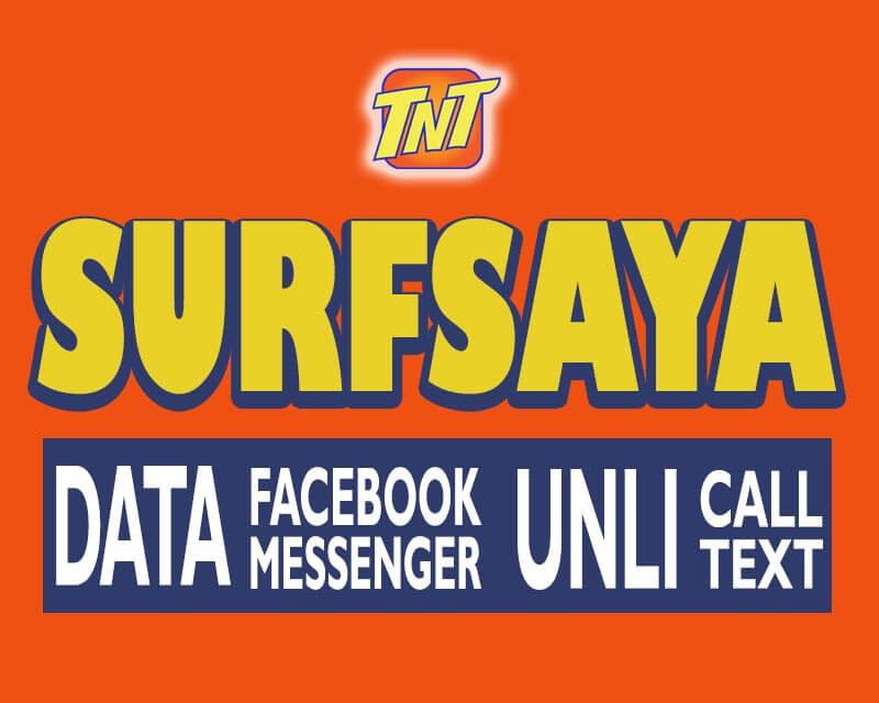 TNT SURFSAYA