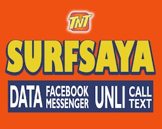 TNT SURFSAYA 20, 30, 99 – Unli Trinet Call, All Net SMS, FB Access + Data
