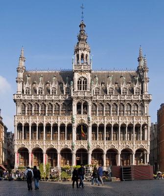 Tempat wisata terkenal di Brussels Belgia Brodhuis museum