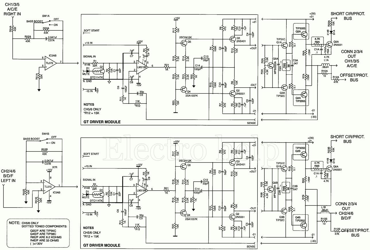 2014 toyota tundra factory jbl amplifier wiring diagram · jbl gth400 4 3  channel automotive power amplifier