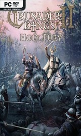 Crusader Kings II Holy Fury - Crusader Kings II Holy Fury-CODEX