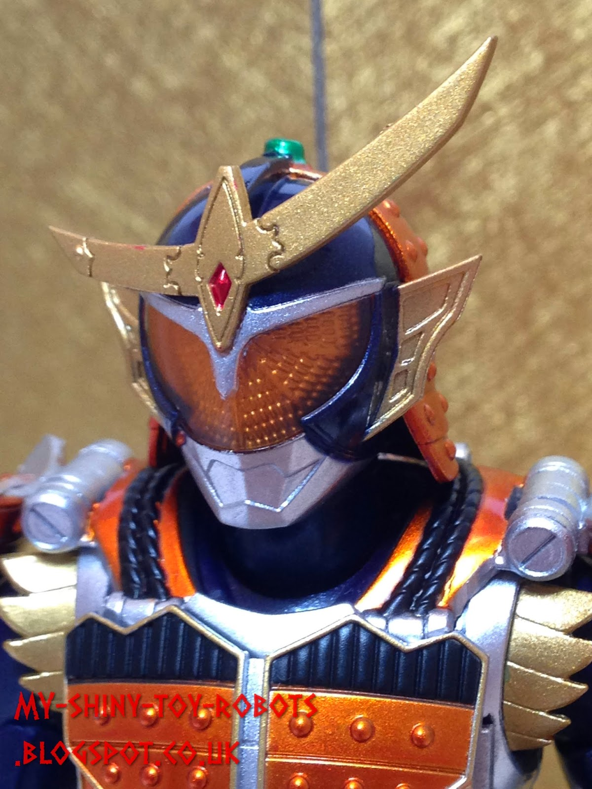 SH Figuarts Kamen Rider Gaim Orange Arms