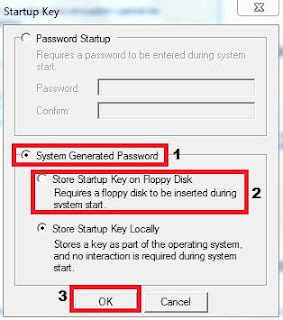 Trik Ampuh Mengunci Komputer Laptop Menggunakan Flashdisk Tanpa Software