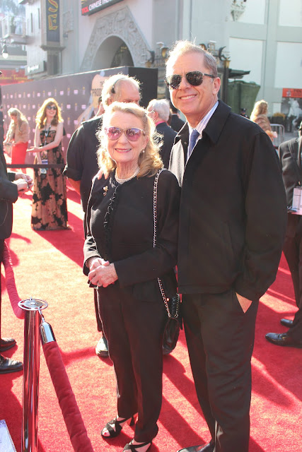 Juliet Mills and Maxwell Caulfield TCM Classic Film Festival