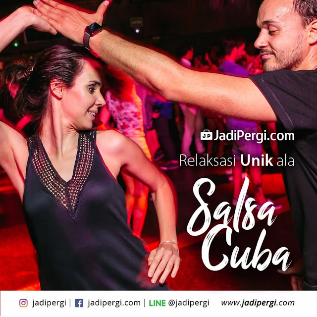 Relaksasi Unik Ala Salsa Cuba