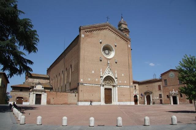 Basílica de San Francesco em Siena