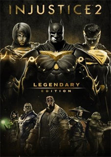 Injustice 2 Legendary Edition PC download