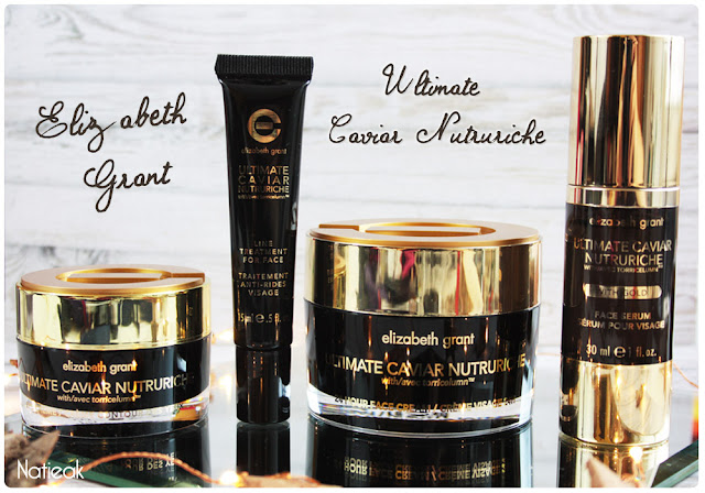 Ultimate Caviar Nutruriche de Elizabeth Grant