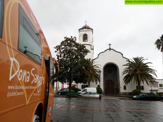 El ICHH estará presente en varios municipios de las Islas para promocionar la donación de sangre entre la población