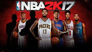 NBA 2K17 Mod Apk + Data v0.0.27 Full Terbaru (Original Game)