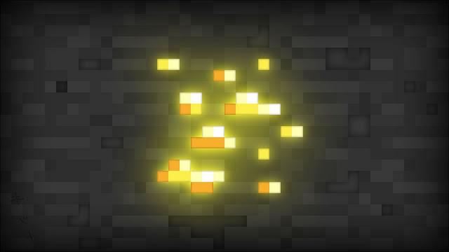oro en minecraft