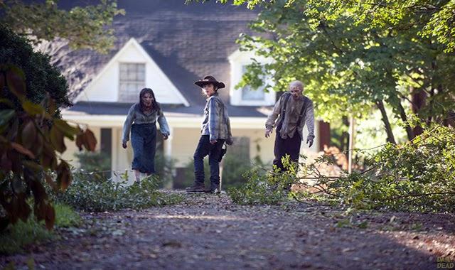 Tronos Cuarta Temporada Online en español ~ The Walking Dead Series