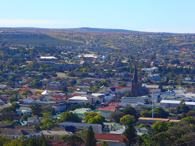 view of grahamstown