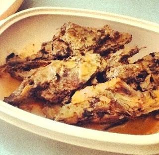 Resep Masakan Kepala Ikan Manyung Panggung