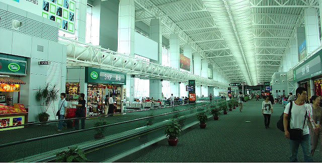 baiyun airport havalimani