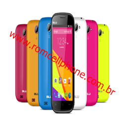 Baixar Rom Firmware  Original de Fabrica Smartphone Blu Studio 5.0 D530K