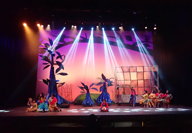 drama musikal, dongeng