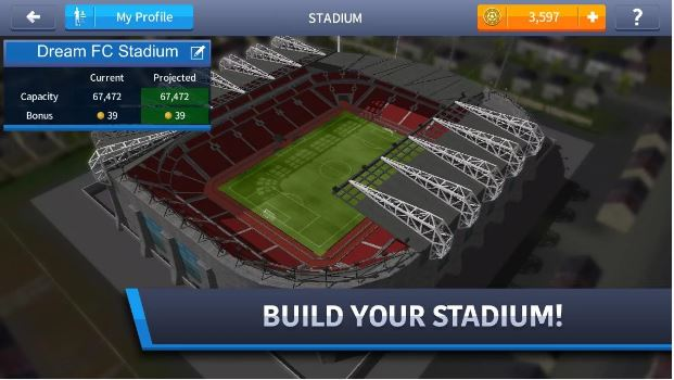 Dream League Soccer Apk new