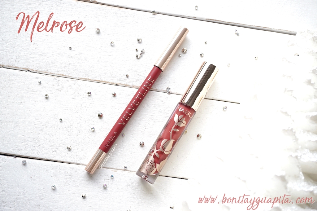 nabla lip kit melrose labial perfilador
