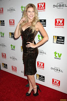 Renee Olstead Smokin' Hot at Television Industry Advocacy Awards 9-18-2015