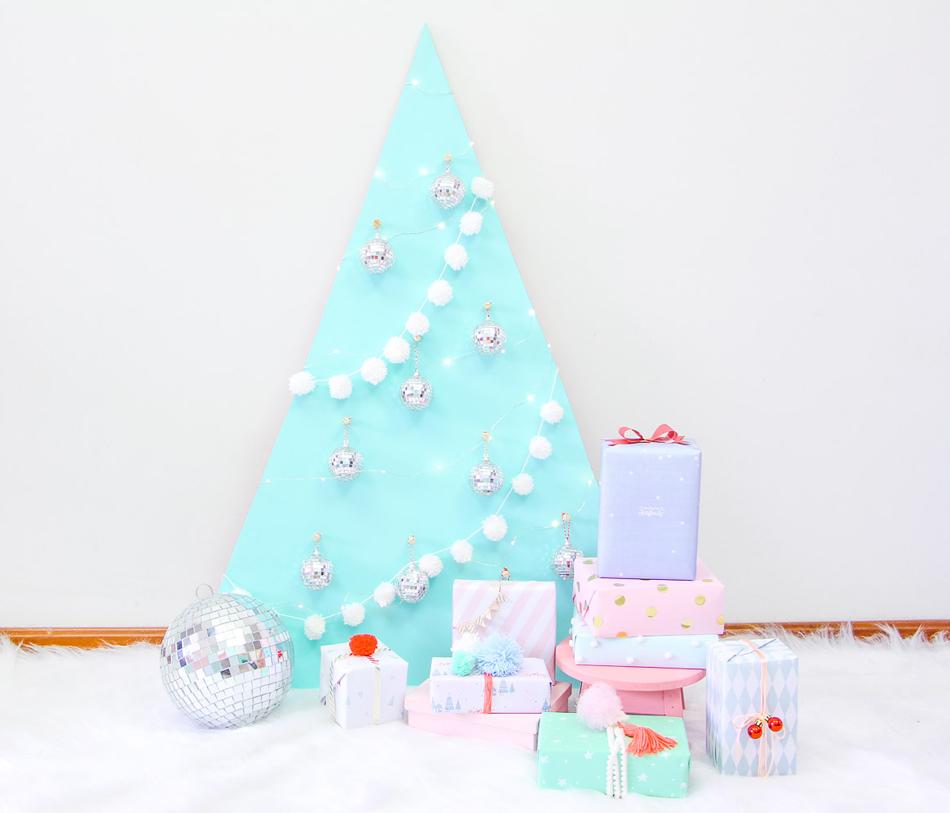blog do math decoração de natal DIY